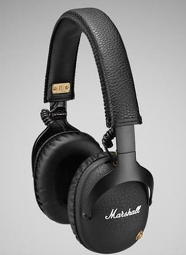 Marshall Monitor Bluetooth Kulaküstü Kulaklık-Marshall